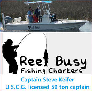 Reel busy fishing charters oak island nc vacation for Put in bay fishing charter