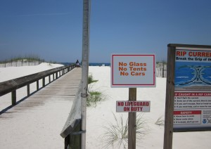 Oak Island Beach Rules and Regulations
