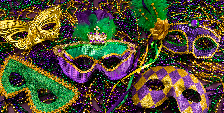 Mardi Gras by the Sea Festival and Parade