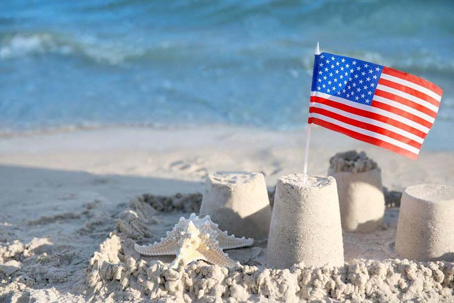 Celebrate July 4th At Oak Island Oak Island Nc Vacation Guide To Oak Island Nc