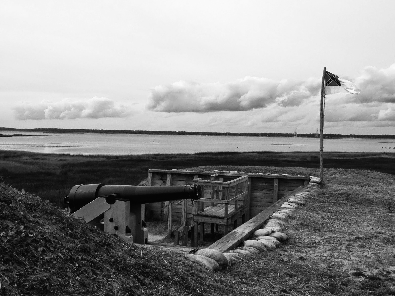 Fort Fisher Historical Battle Site