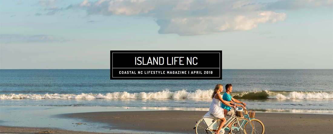 Island Life Nc April 2019 Oak Island Nc Vacation Guide To Oak Island Nc