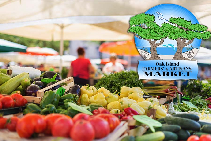 Oak Island Farmers Market