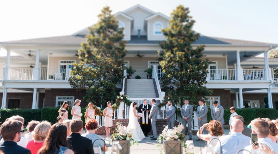 Oak Island Wedding Locations