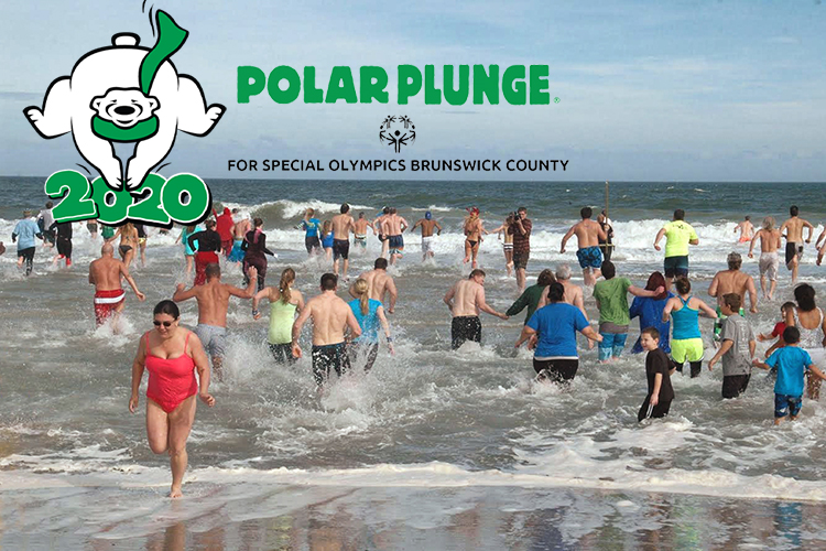 Polar Plunge Feb 29th Oak Island Nc Vacation Guide To Oak Island Nc